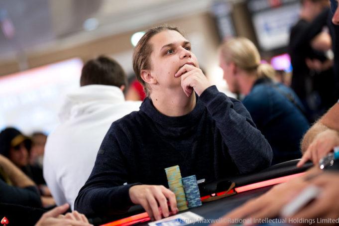 Niklas Astedt - EPT Barcelona