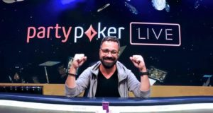 Orpen Kisacikoglu campeão do Super High Roller do MILLIONS Europa