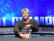 Ryan Eriquezzo campeão do WSOP Global Casino Championship