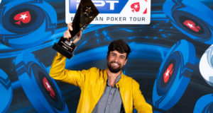 Sergi Reixach - Campeão Super High Roller - EPT Barcelona