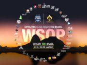 Satélite WSOP Brazil na Liga Online H2 Brasil