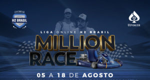 Million Race - Liga Online H2 Club Brasil