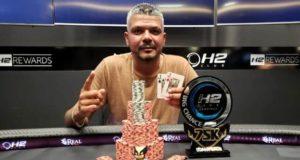 Anderson Batista H2 Campinas