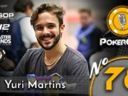 Yuri Martins no 78º episódio do Pokercast