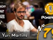 Yuri Martins no 79º episódio do Pokercast