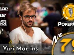 Yuri Martins no 79º episódio do Pokercast