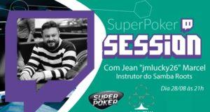 SuperPoker Session com Jean Marcel