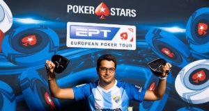 Juan Pardo Domínguez campeão do € 50.000 High Roller Single Day