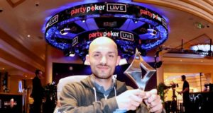 Ivan Gabrieli - Campeão High Roller MILLIONS Europa