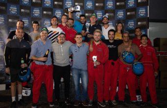 Desafio de kart da Liga Online H2 Brasil