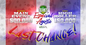 BPL Series Especial de Agosto