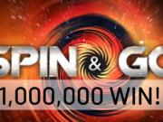 Spin & Go de US$ 1 milhão