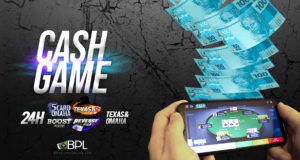 Cash game do Brasil Poker Live