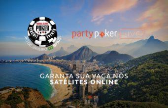 WSOP Brazil satélites