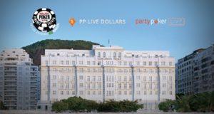 Belmond Copacabana Palace - WSOP Brazil