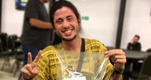 Antonio Swei Homegame