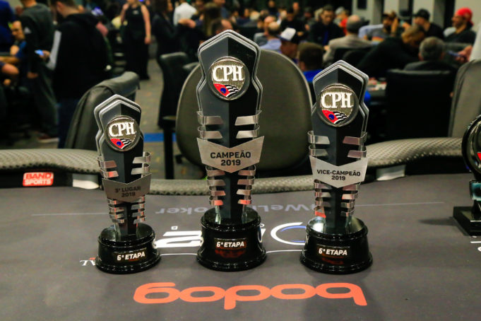Troféu do Main Event do CPH