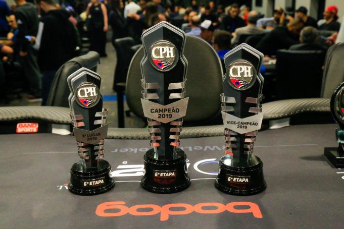 Troféu do Main Event do CPH