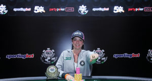 Igianne Bertoldi - Campeã Ladies - WSOP Brazil