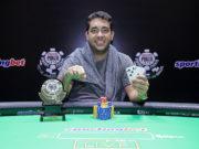 Felipe Brasil - Campeão Champion Challenge - WSOP Brazil