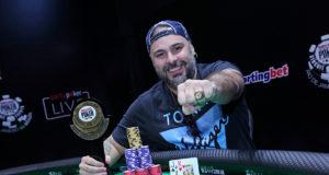 Kadu Campion - Campeão Main Event WSOP Brazil