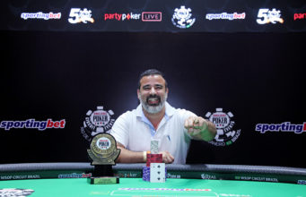 Leonardo Gomes - Campeão Monster Stack - WSOP Brazil