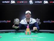 Fabio Filomeno - Campeão Pot Limit Omaha - WSOP Brazil