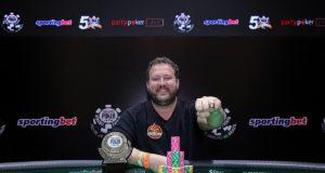 Rodrigo Semeghini - Campeão Super High Roller - WSOP Brazil