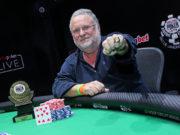 Roberto Garcia - Campeão Seniors - WSOP Brazil