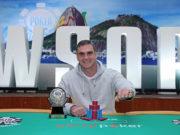 Juan Rodriguez Cattaneo - Campeão Turbo Bounty - WSOP Brazil