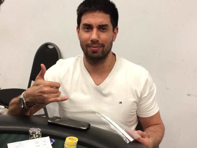 Carlos Torres Homegame