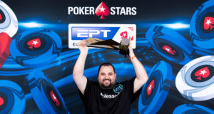 Chris Hunichen - Campeão High Roller EPT Barcelona