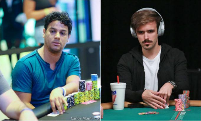 Felipe Beltrane e Yuri Martins