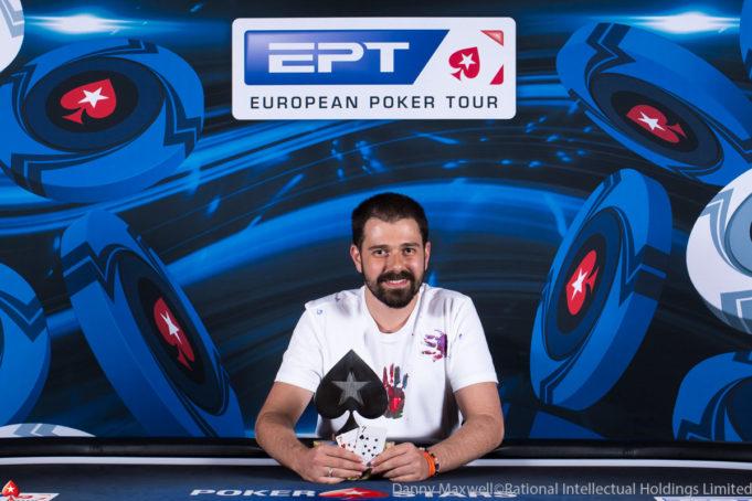 Felipe Boianovsky campeão do Evento #45 do EPT Barcelona