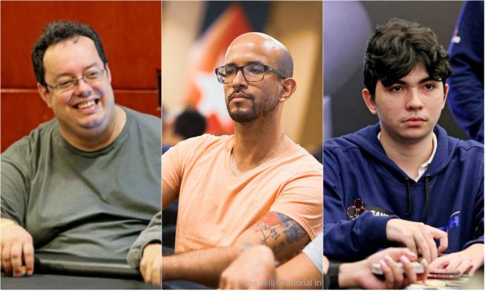 Geraldo Cesar, Alexandre Mantovani e Leonardo Mattos conquistam a tríplice coroa online