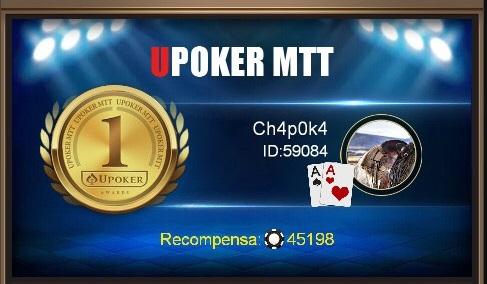Ch4P0k4 campeão do High Roller da Liga Online H2 Brasil