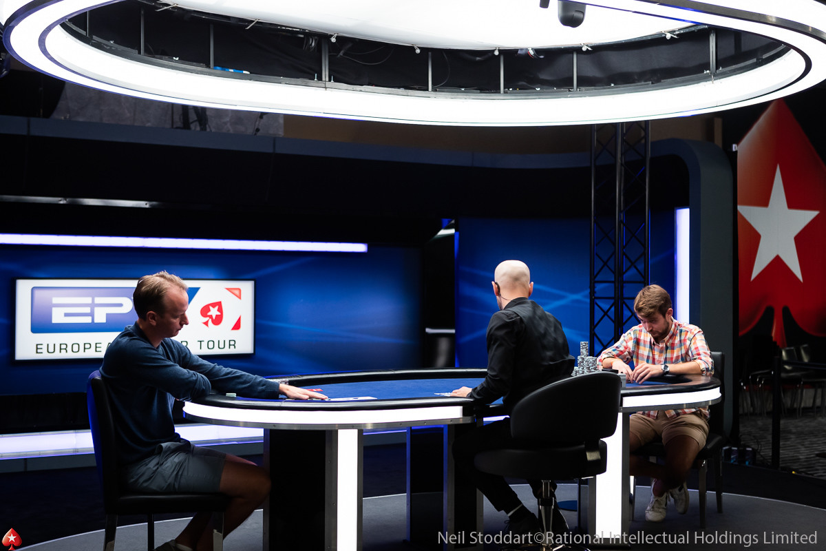 Heads-Up do Main Event do EPT Barcelona