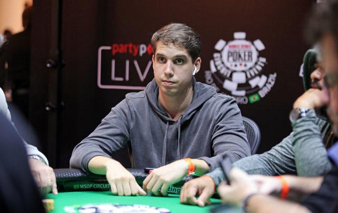 João Pedro Passamani - WSOP Brazil