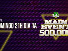 Dia 1A do Main Event de Especial de Setembro da BPL Series