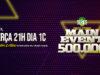 Dia 1C do Main Event da BPL Series Especial de Setembro