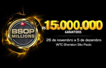 BSOP Millions 2019