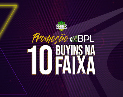 Promoção Brasil Poker Live