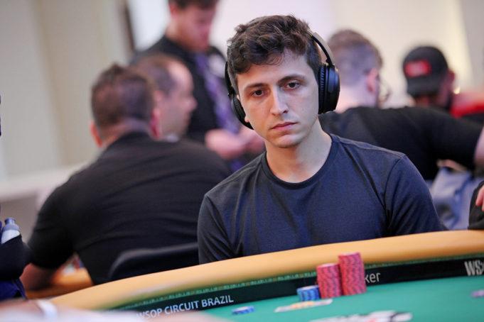 Ramon Sfalsin - WSOP Brazil
