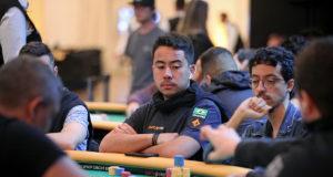 Renato Nomura - WSOP Brazil