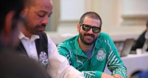 Marco Aurélio Salsicha - WSOP Brazil