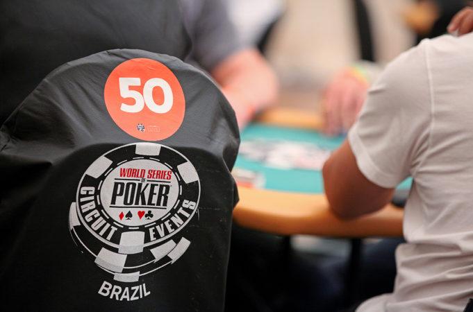 Cadeira WSOP Brazil
