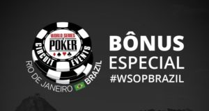 Promoção WSOP Brazil