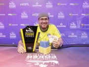 Hugo Leonardo campeão do Pot-Limit Omaha do NPS Recife