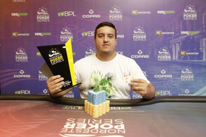 Alysson Maia campeão do Last Chance do NPS Recife