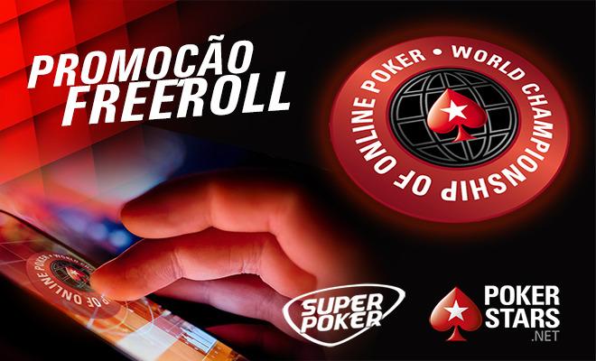 Promoção Freeroll WCOOP PokerStars